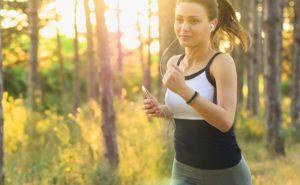 ダイエットの際の運動目安!イメージ